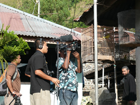 trunyanese village film